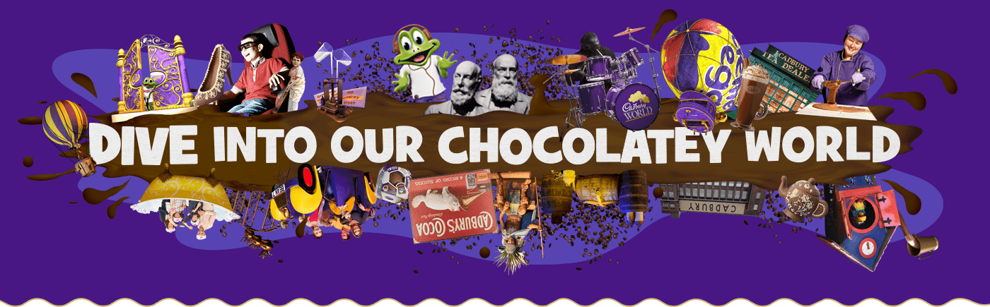 Dive Into Our Chocolatey World