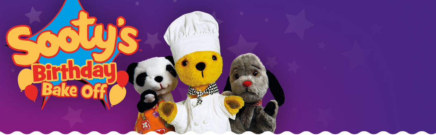 Sooty's Bake Off