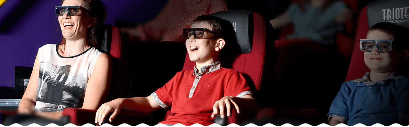 NEW 4D CHOCOLATE ADVENTURE